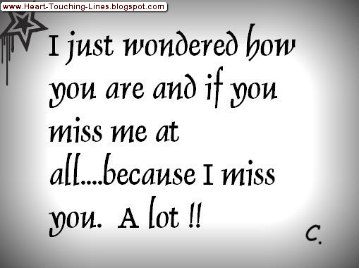 Love Quotesmissing_you_quotes_miss You Words Text Sayings You Only Txt