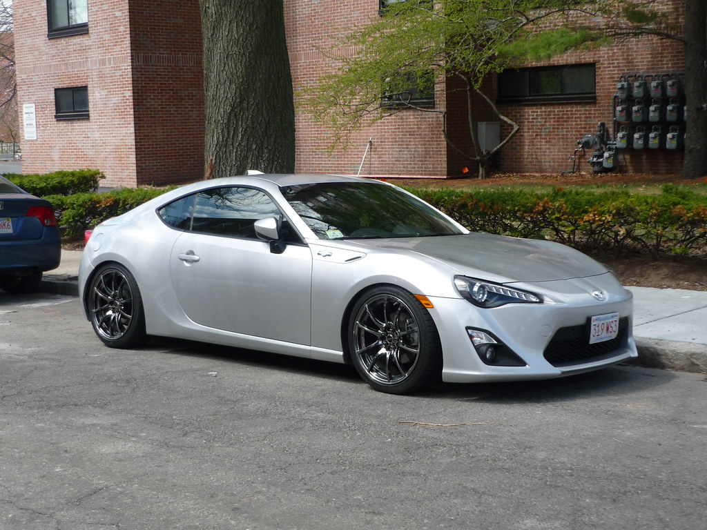 Scion Fr S A Tastefully Modded Fr S In Cambridge I