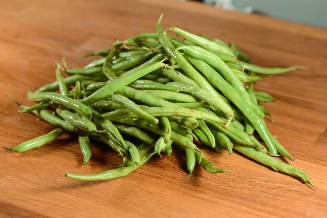 Szechuan Green Beans