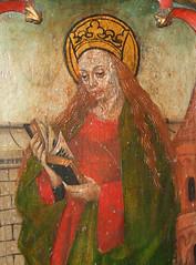 St Barbara (early 16th Century)
