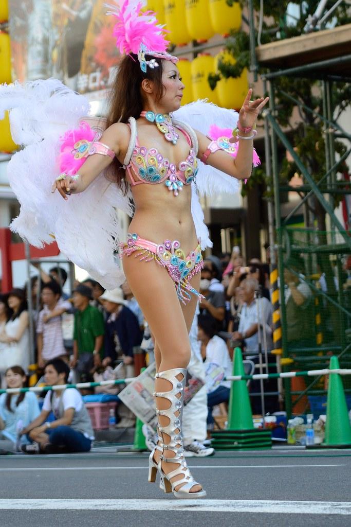 carnival naked