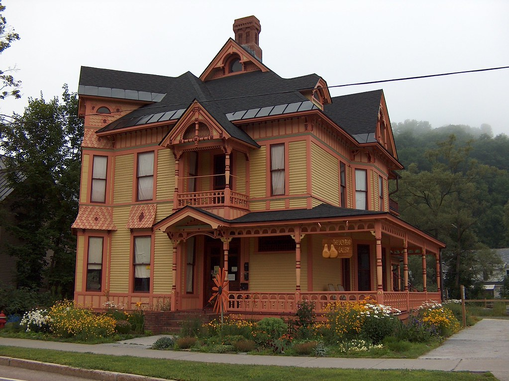 Beautiful Victorian House Montpelier Vermont Now