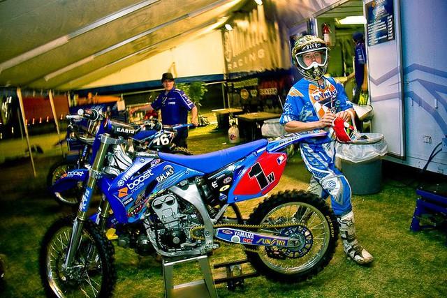 Jason lawrence 39 s 2008 yamaha of troy yz250f flickr for Yamaha of troy