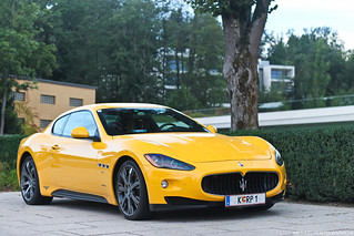 Maserati Gran Turismo S MC Sportsline | by Michael | Photography