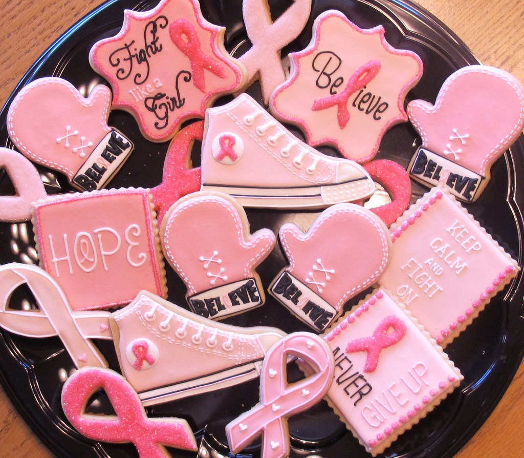 Think Pink Our Brother And Sister In Law Ordered These