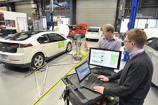 Dynamometer testing at Argonne's APRF | by Argonne National Laboratory
