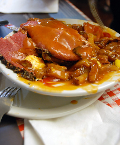 Smoked meat poutine | by kimberley blue