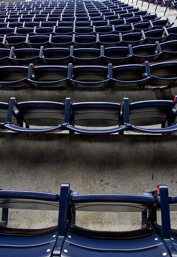 Turner Field seats | by Tate Nations