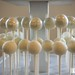 Pearlized and Sugared Cake Pops