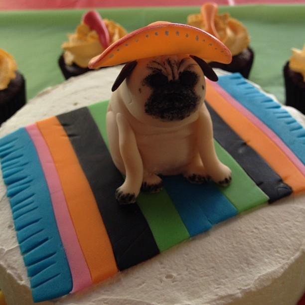Fiesta Decorated Cakes