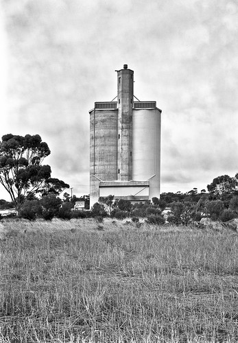 wheat silo | by thoughtfactory