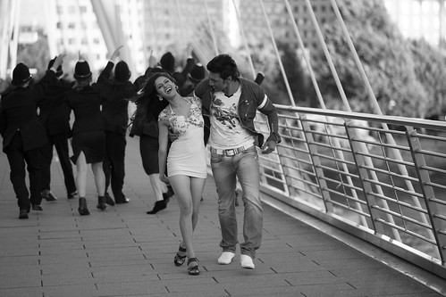 Indian Film at the Golden Jubilee Bridge | 120918-1338-jikatu | by jikatu