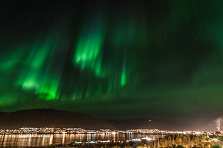 Northern light, 19th of September 2012 | by Per Ivar Somby