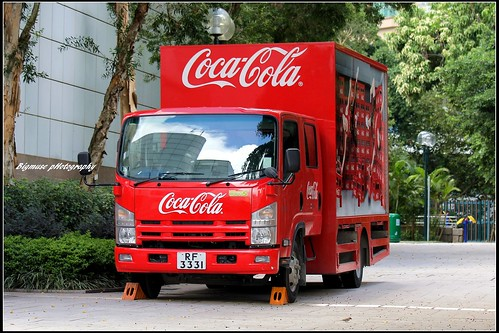 Truck for Coca-Cola Hong Kong | by Bigmuse