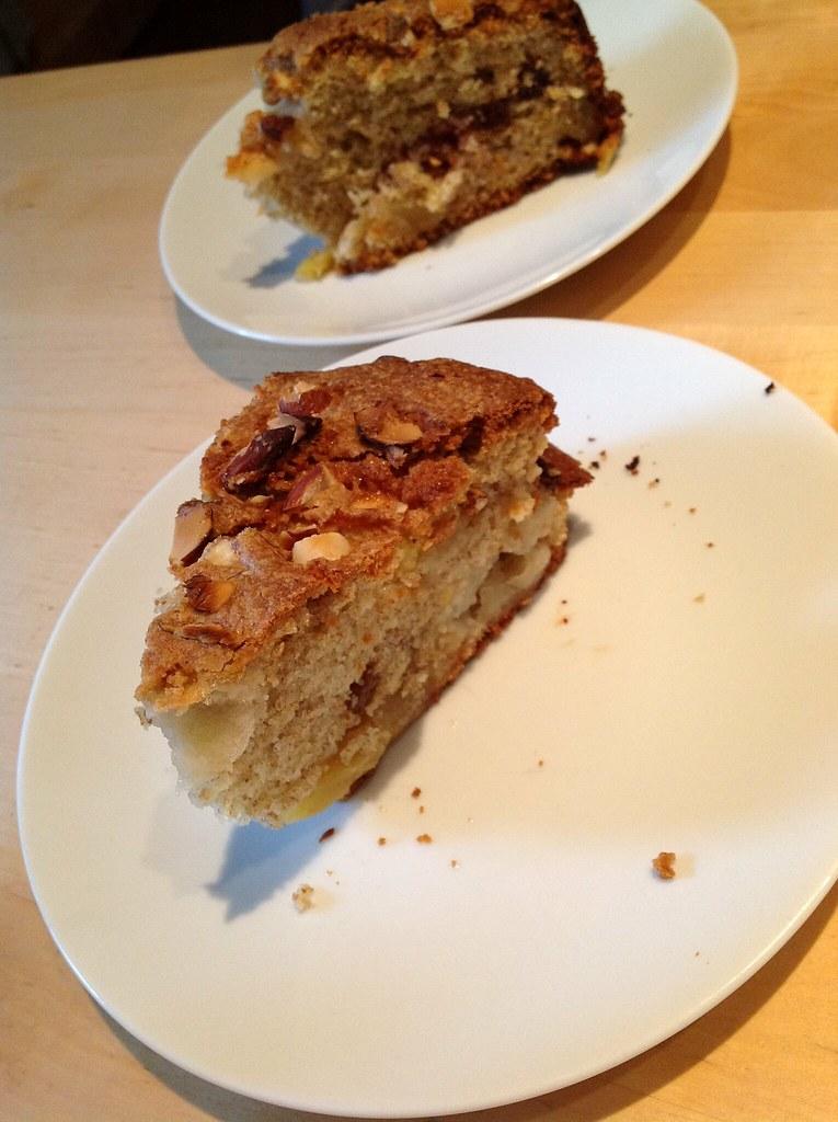 Apple Berry Cake Donna Hay