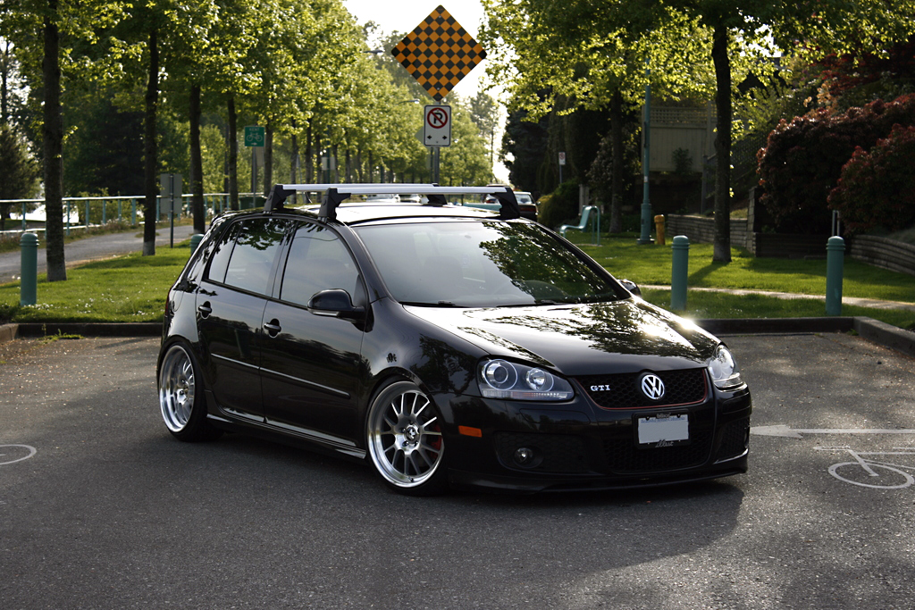 Vw Mk5 Gti On Klutch Wheels Sl 14 Vw Mk5 Gti On Klutch Whe Flickr