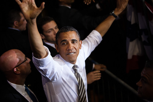 Obama in Kent OH-7 | by BrettMarty2012