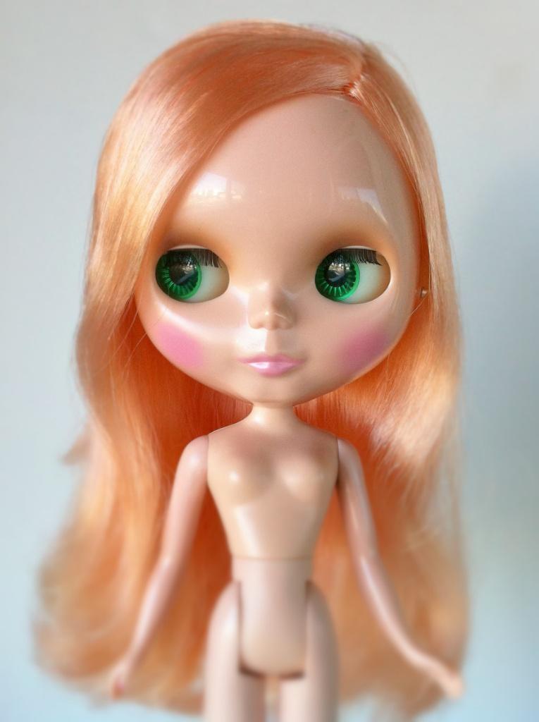 Blythe Mademoiselle Rosebud (SBL) | Used but in good conditi ... Sbl