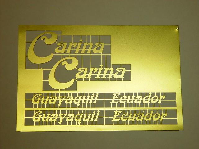 Building my Sailboat Carina from scratch 8044006704_1c19f05525_z