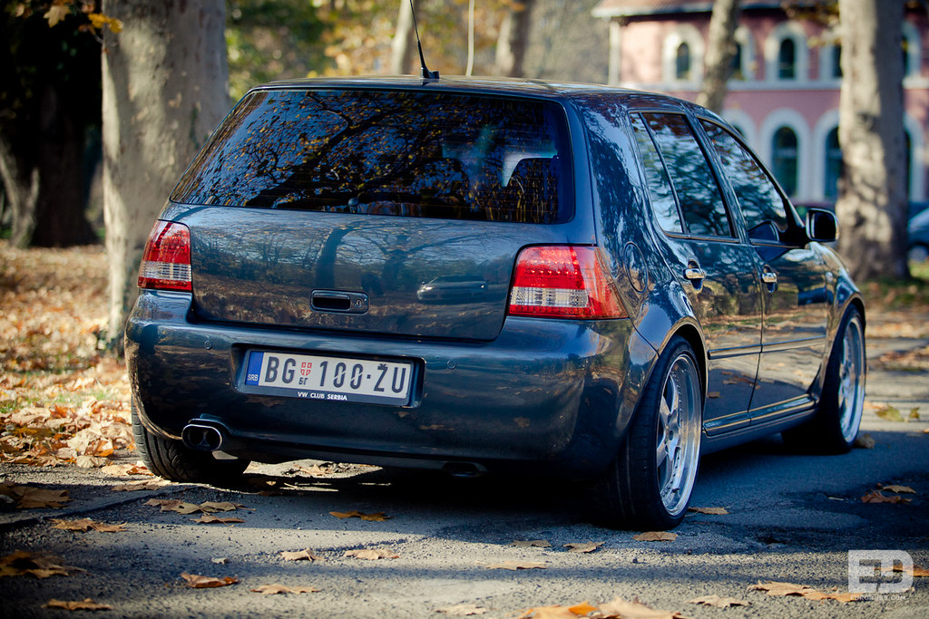 VW Golf mk4, TDI GTI | Chipped Golf 1.9 TDI GTI, with roughl… | Flickr