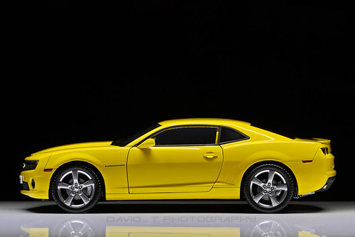 Bumblebee Chevrolet Camaro Ss Rs 10 Csm 1 18 The