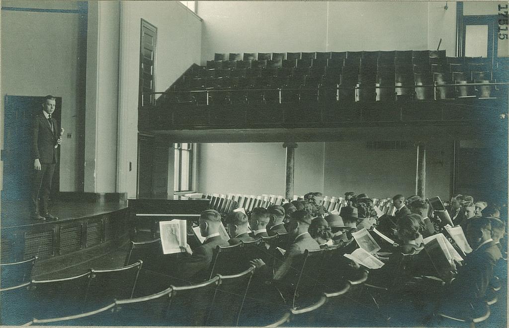 University of iowa macbride hall