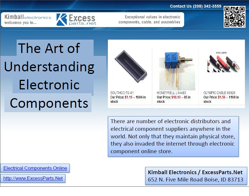 Electronic Component Online - Electronic Distributors | Flickr