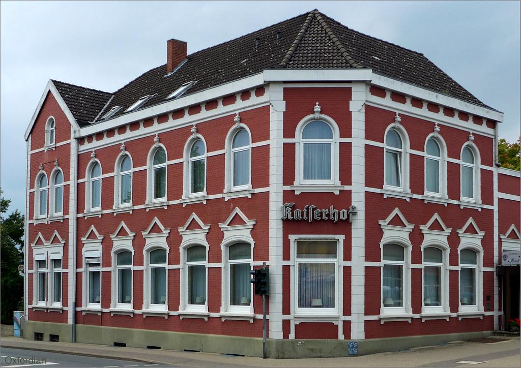 Hotel Kaiserhof Munster Parken