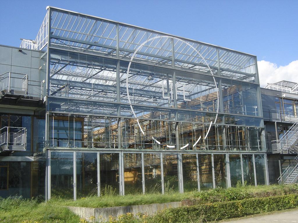 Wageningen University Lumen Building This Is A Detail