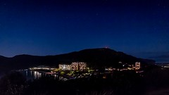 Hamilton Island at Night