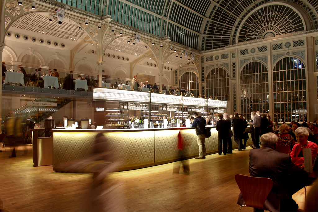 Restaurants In Royal Opera House