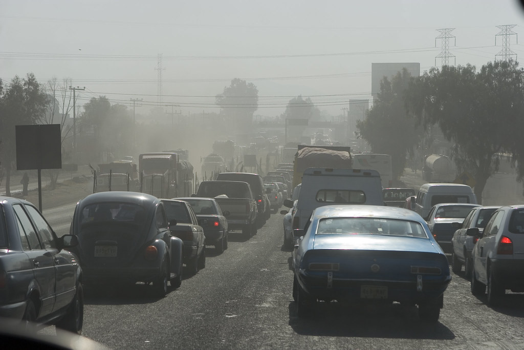 Air pollution alert for greater Mexico City lifted - Business Insider