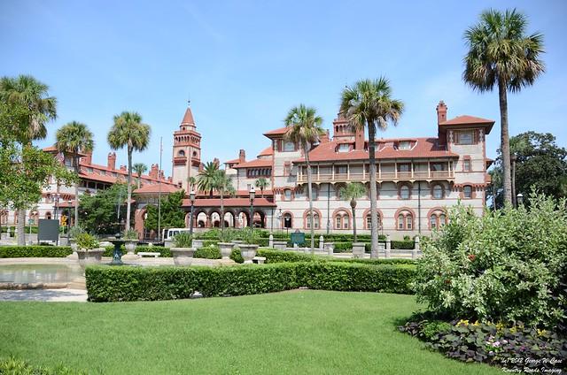 Ponce de Leon Hotel, St. Augustine, FL   Flickr - Photo Sharing!