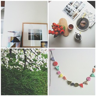 august as instagrammed | by little glowing lights