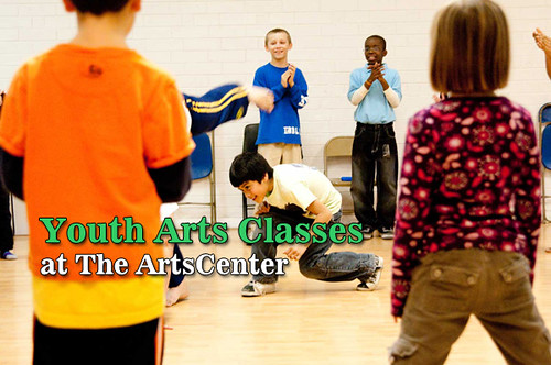 Youth arts classes | by artscenterlive