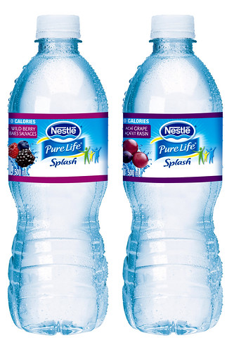 Nestlé Pure Life Splash | by FoodBev Photos