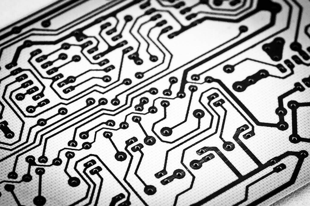 Printed Circuit Board | an older printed circuit board. | Flickr