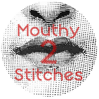 Mouthy Stitches 2 | by Flying Blind On A Rocket Cycle