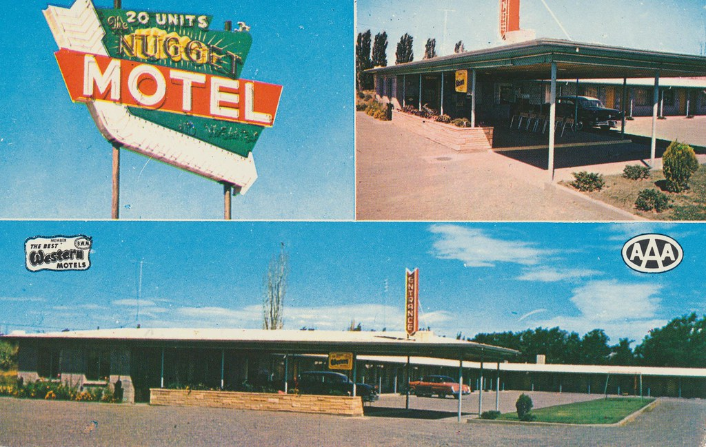 Nugget Motel - Boardman, Oregon