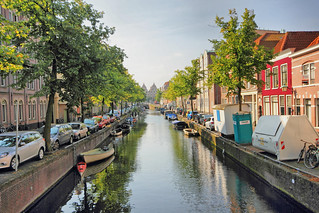 Haarlem canals | by Fr Antunes