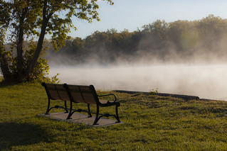 Morning Mist over the Hudson River_3012 | by 马嘉因 / Jiayin Ma