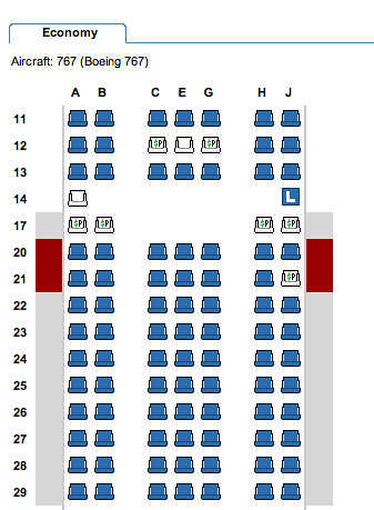 How do i get a seat assignment on american airlines