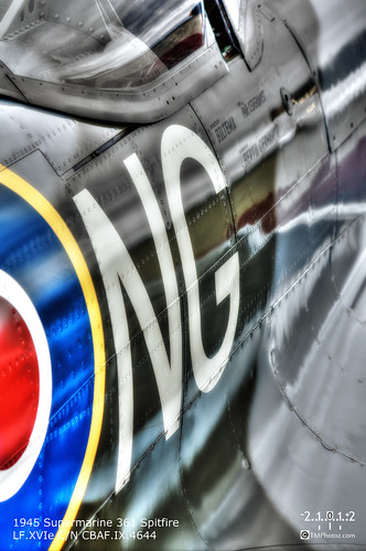 1945 Supermarine 361 Spitfire - HDR | by TM photoz - TrondM
