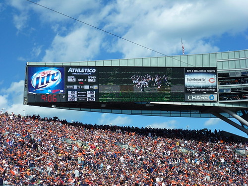Bears v. Rams - September 23, 2012 | by Mark 2400