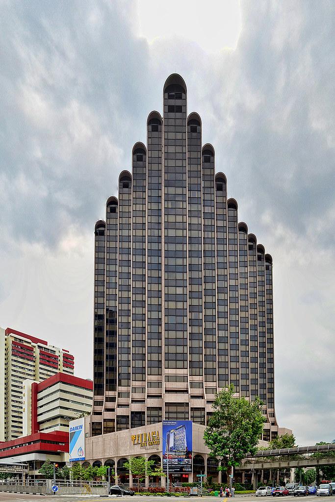 Furama City Centre Singapore Tiffany Caf Ef Bf Bd Restaurant