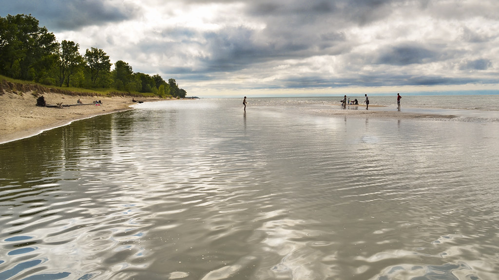 Long Point Provincial Park Fun At The Beach By Margaret Bourne