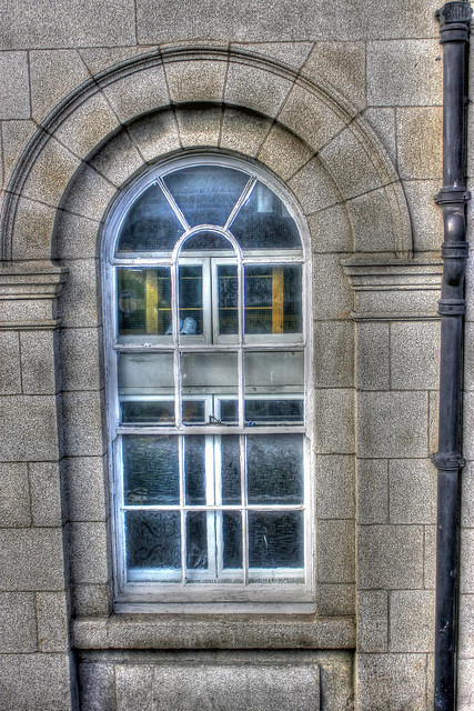 Arched window explore psyberartist 39 s photos on flickr for Arch window replacement