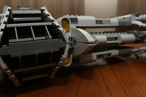 10227 B-wing Starfighter Review - 61 | by fbtb