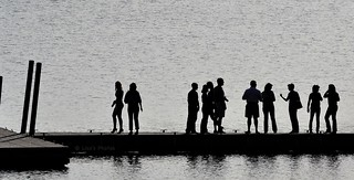 Dock Party | by Lisa Plymell