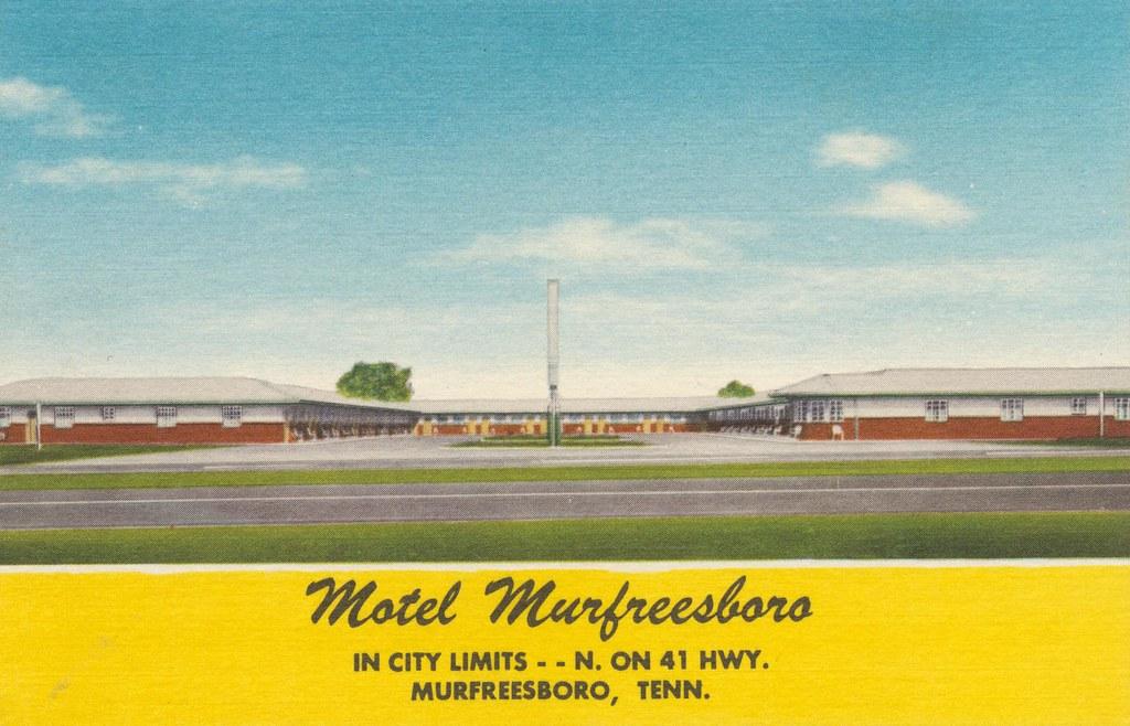 Motel Murfreesboro - Murfreesboro, Tennessee